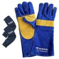 guantes de soldadura