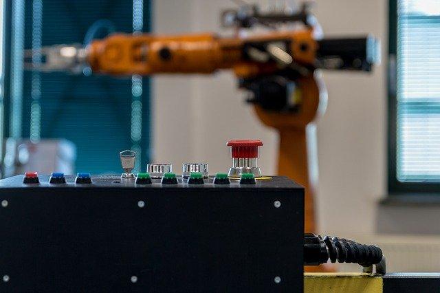 Robots son capaces de soldar
