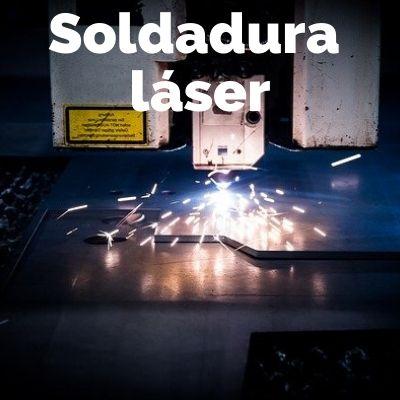 Maquina de soldar laser
