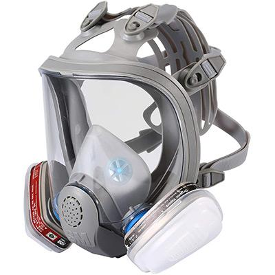 Máscara completa para soldar