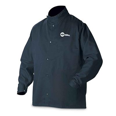 chaqueta de soldador miller electric